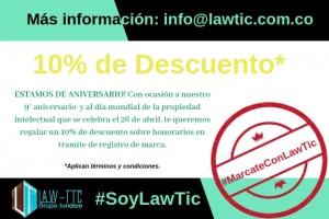 #MarcateConLawTic