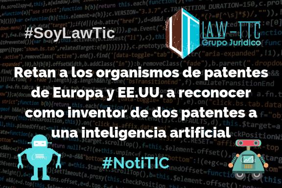 Retan a los organismos de patentes de Europa y EE.UU. (1)